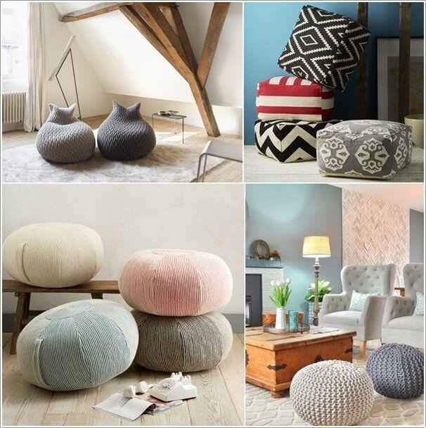 10 Wonderful Alternatives To A Living Room Sofa Living Room Without Sofa Living Room Decor Cozy Living Room Seating