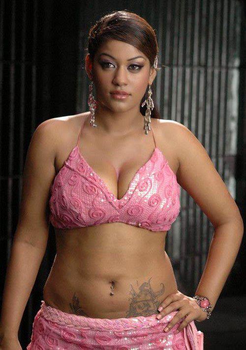 Hot South Indian Item Girls