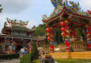 Chao Por Koh Chang Shrine