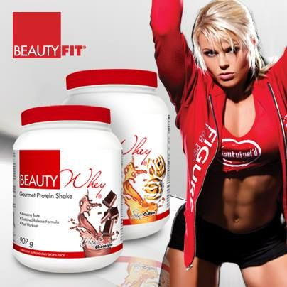 Ladies, the protein you've all been asking for is almost here! BeautyWhey, the gourmet protein designed specifically for the female athlete is on its Whey! Available in Hawt Chocolate and Sin-O-Bun (Cinnamon) flavours.  #FlushFitness #BeautyFit #BeautyWhey #Protein