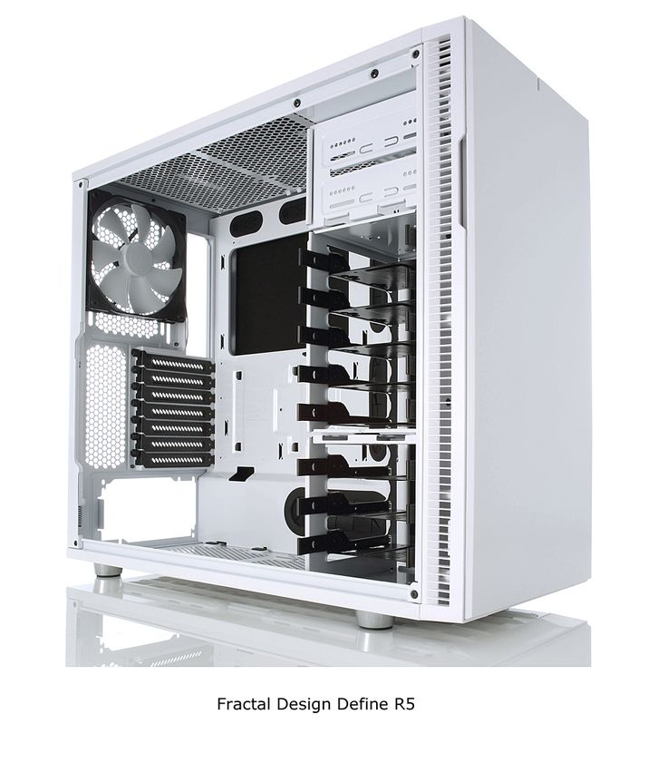 Fractal Design Define R5 Computer Case.