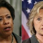 The Department of Justice walked back a comment by Attorney General Loretta Lynch about her role in the ongoing FBI investigation of Hillary Clinton. Lynch came