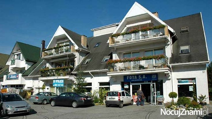 Willa nad Parsętą - NocujZnami.pl || Noclegi nad morzem ||  #apartamenty #morze #apartments #polska #poland || http://nocujznami.pl/noclegi/region/morze