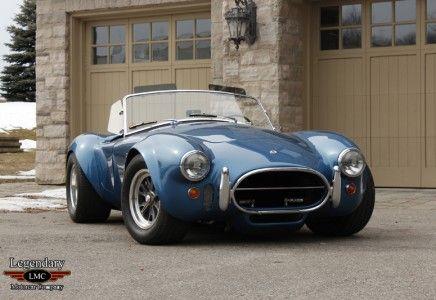 Legendary Motorcar Company | | Original 1965 Shelby Cobra 427