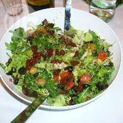Italiaanse salade @ allrecipes.nl