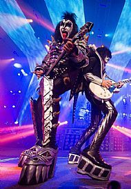 Kiss - Springfield,IL August 17th 2016 CD