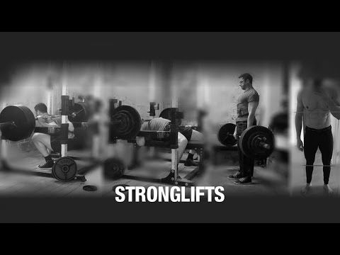 StrongLIfts 5×5 is the simplest, most effective workout to gain strength and mu…