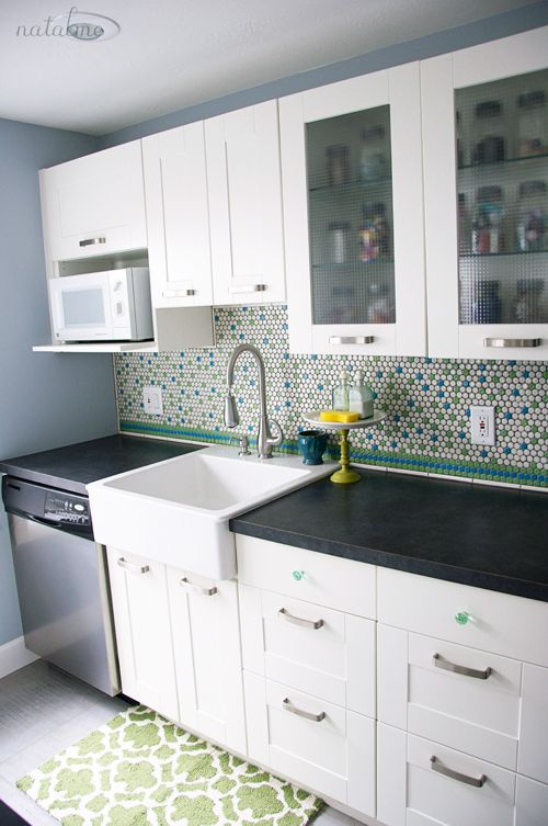 Basement Kitchen Craft Room Natalme Pinterest Farm Sink Small Kitchens And Studio Kitchen