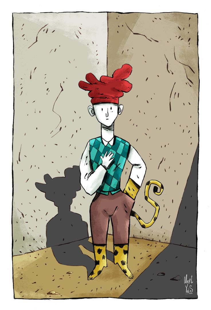 un joven explorador posa tímidamente antes de partir a un largo viaje.. ~