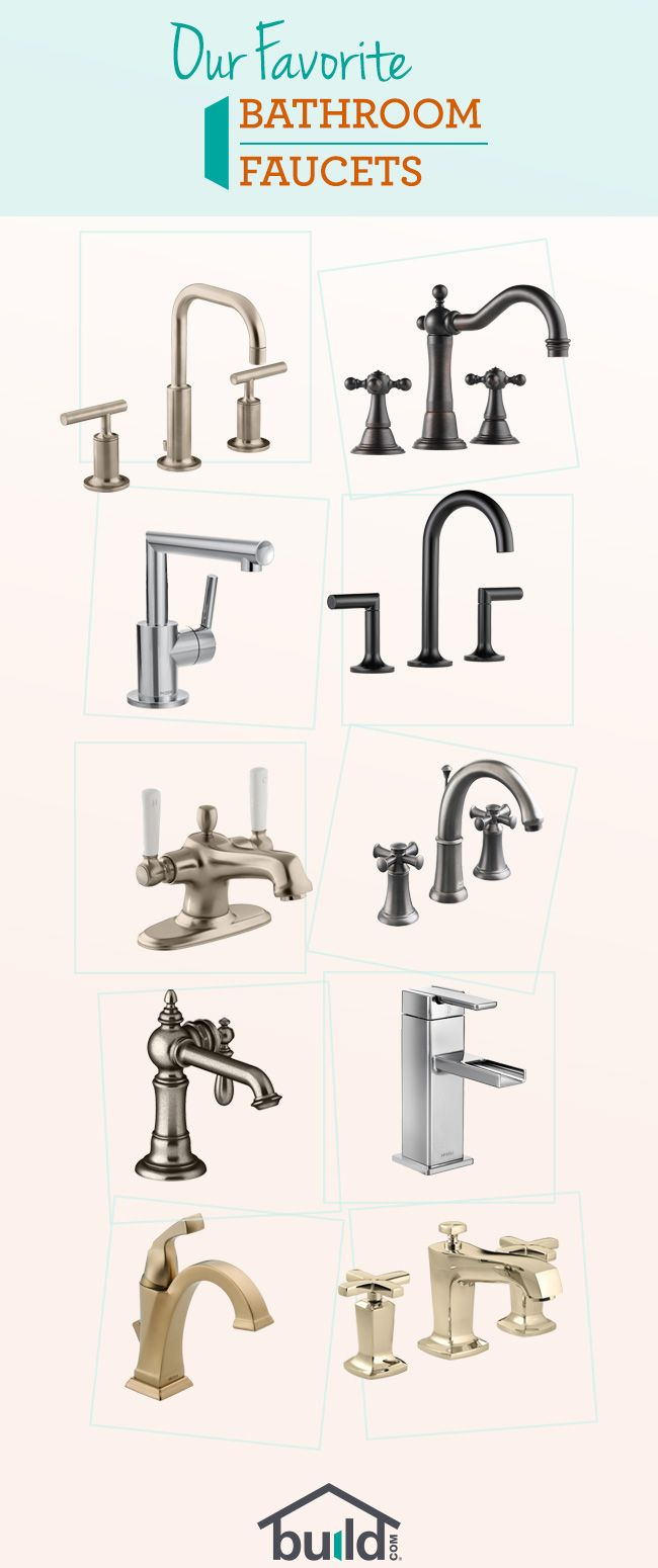 Itching to update your bathroom? Instantly update the look with a fresh faucet - whether you're looking for something to be functional, or the focal point of your space we've got you covered