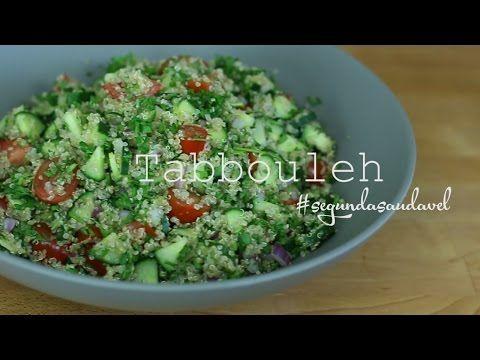 Salada de Tabule (Tabbouleh) - Vai Comer o Quê?