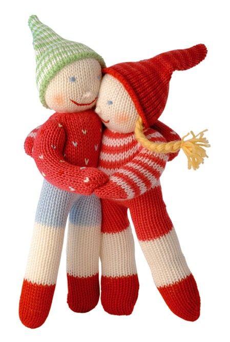 Kathe Kruse Knitted Dolls & Animals - Knit Doll Inspiration
