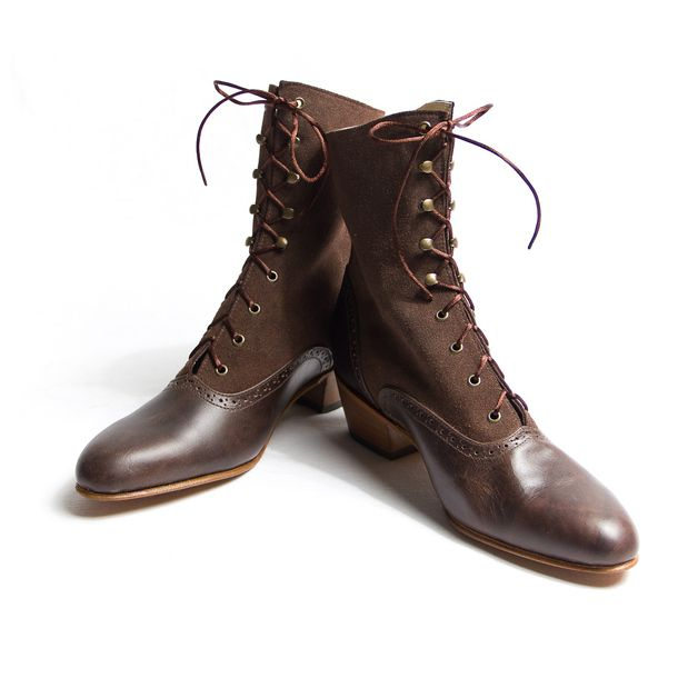 Blair Boots Wmns Dark Brown
