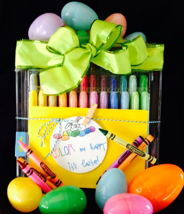 18 best easter images on pinterest easter baskets easter gift color me happy its easter the perfect easter gifts and ideas for anybody on negle Image collections