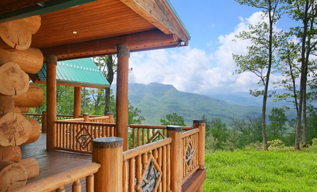 Alpine Mountain Chalets is the company we use when we rent cabins in Pigeon forge and smokey mountain area. They are great and offer a great repeat customer discount!