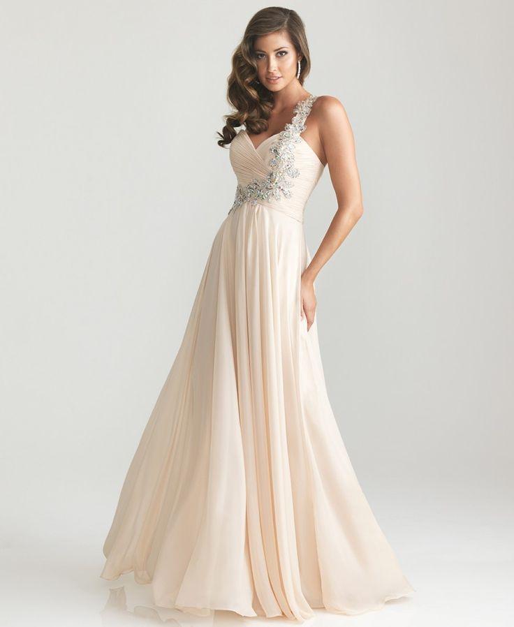 The 211 best Long Prom Dress images on Pinterest | Prom dresses ...