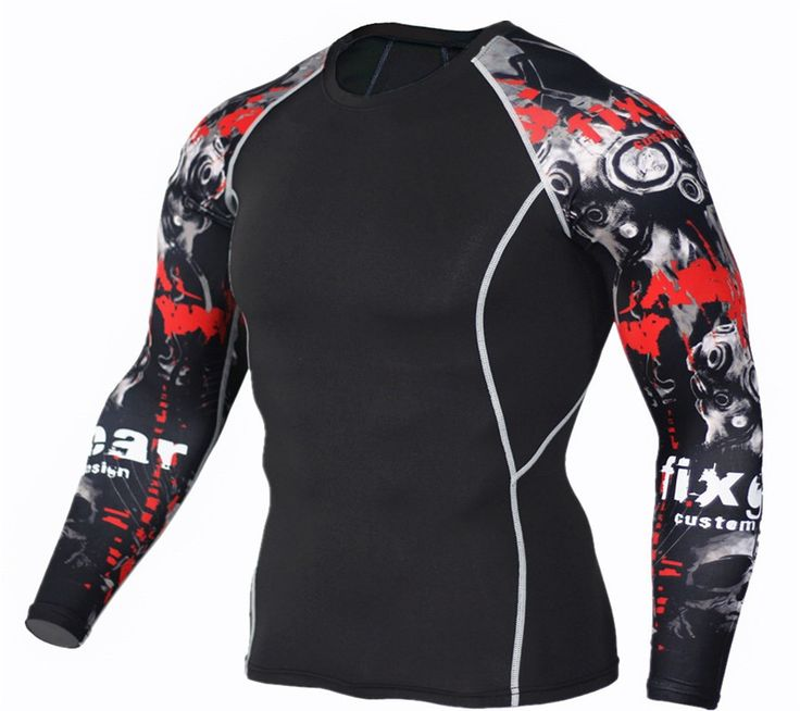 Like and Share if you want this  Mens Compression Shirts 3D Teen Wolf Jerseys Long Sleeve T Shirt Fitness Men Lycra MMA Crossfit T-Shirts Tights Brand Clothing     Tag a friend who would love this!     FREE Shipping Worldwide     US $15.00    #fitness_wear