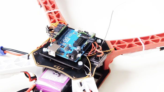 Awesome Build Arduino Quadcopter With Complete Source Code And Circuit Wiring Cloud Venetioscosaoduqqnet