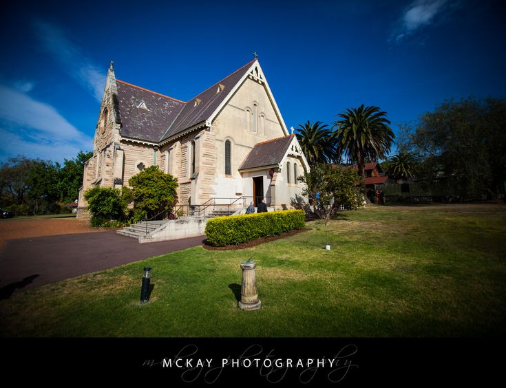 St Peter Chanel Church - Hunters Hill