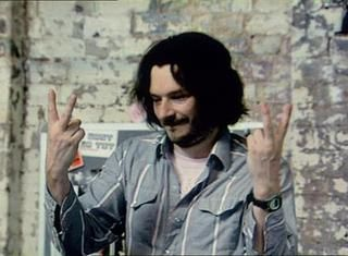 Sadie's Obsessions/ Daily Dose-- Julian Barratt in Nathan Barley