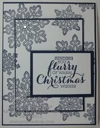 Image result for flurry of wishes stampin up