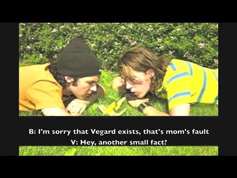Ylvis O-fag S01E14 [ENGLISH SUBTITLES] They guys are celebrating World Jump Day by trying to give a homeless person a brand new start. Which of course gets kinda messy. Everything is kinda messy today. Enjoy!