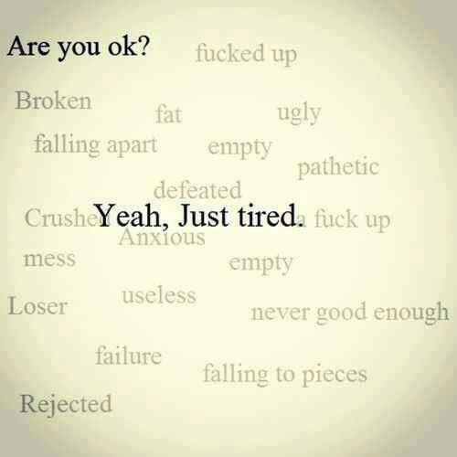 Ja, jag är så trött i huvudet, i kroppen ja hela jag varje dag! Jag har inte orkat blogga på flera veckor! Förlåt. Har verkligen tänkt varje...
