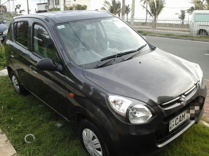 Car Suzuki Alto Lxi 2015 For Sale Sri lanka. Cash price RS : 1 860 000 Down payment : 500,000 Suzuki Alto Lxi 2015 A/C Power Reverse Camera  CAM- xxxx 1st owner CD Setup 800 Cc B / New Tyres Home used (Very Lightly used), Immaculate Condition,  Brand:Suzuki Model year:2015 Transmission:Manual Model:Alto 800 LXI Fuel type:Petrol Engine capacity:800 cc