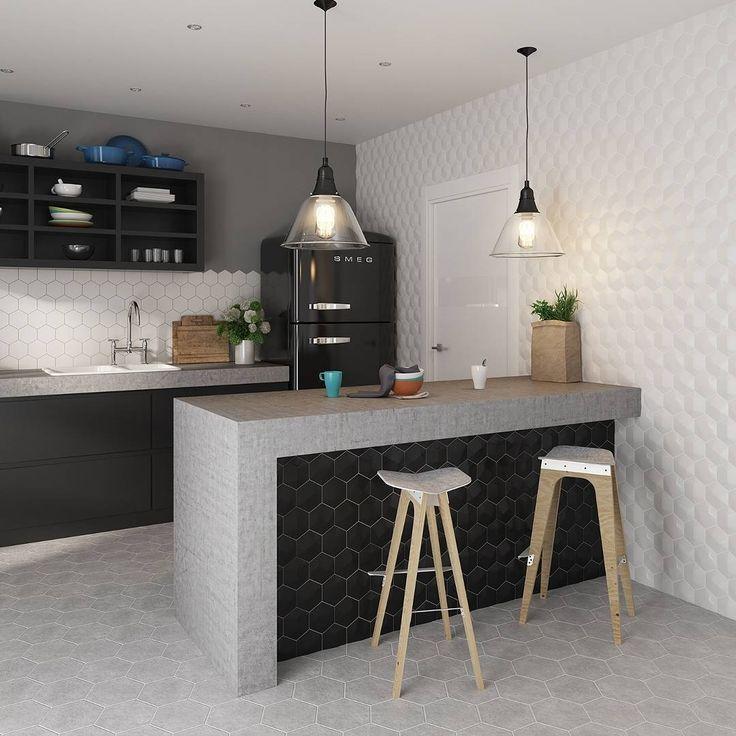 Mønster på mønster, både i 2D og 3D! Kombiner slik du måtte ønske med Magical3 fra Equipe 👍 🌟 #modenafliser