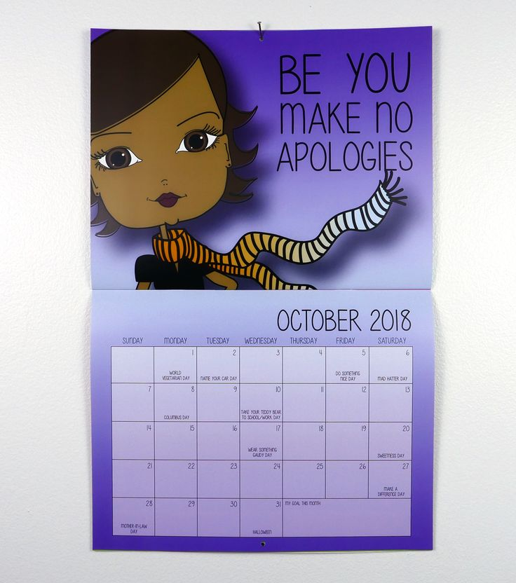 Best  African American Wall Calendar Images On