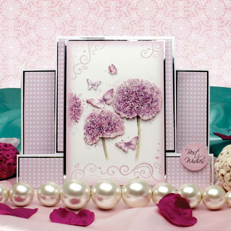 Sparkling Pearl | Hunkydory Crafts