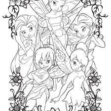 """Képtalálat a következőre: """"tinkerbell and friends rosetta coloring pages"""""""