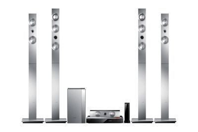Tudo que você precisa para se entreter está no sistema de entretenimento doméstico Blu-ray Samsung. Com o GaN AMP e Vacum Tube AMP que garantem nada menos que a melhor qualidade de som e imagem em ultra HD, você verá imagens mais nítidas e terá efeitos sonoros 3D. A unidade de alto-falantes CPID aumenta o som com baixa frequência, e o design metálico do sistema é uma combinação perfeita com qualquer TV e sala. Levar para casa o sistema de entretenimento doméstico Blu-ray Samsung.