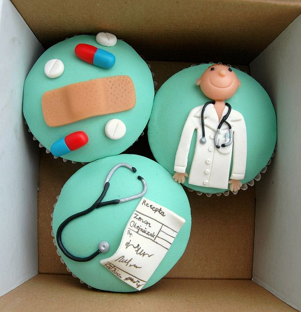 maybe I will make these for Matt when he graduates from medical school :)
