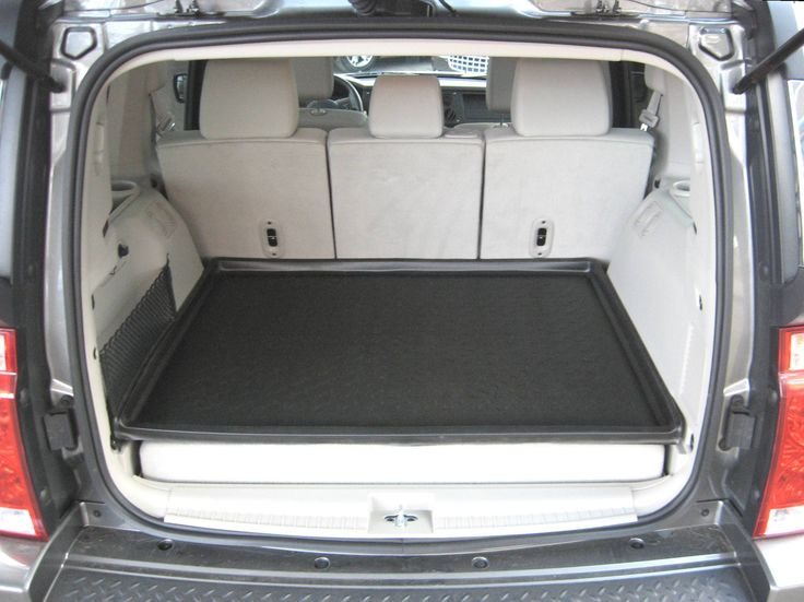 2007 Jeep Commander Carbox II Cargo Liner - Beige - You won't find better a floor liner for your vehicle than a Carbox II Cargo Liner. Carbox II Floor Liners fit like a second skin, conforming to the shape of your vehicle. Made from a flexible, durable polyethylene - which makes them long lasting and easy to clean too. Imported from Germany. Fits like a second skin, completely customConstructed of durable polyethylene2 (5cm ) lip on all sidesGreat protection for transporting any kind of…
