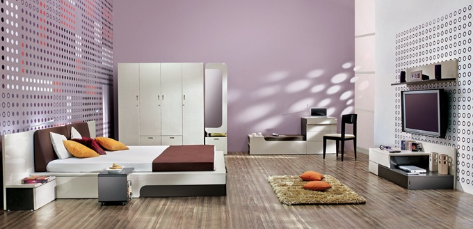 #PinItTransformIt- bedroom-set which speaks of latest trends in designs and I proud to own it