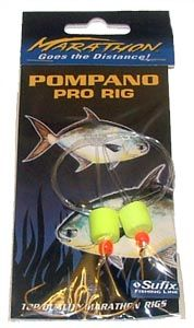 Fishing Destin Guide for catching Pompano