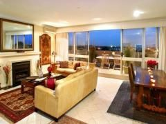 St Kilda living featuring furniture with flair - Penthouse/16A Chapel Street.