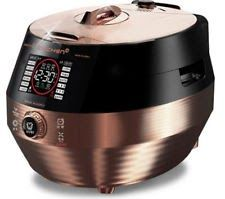 Cuchen CJH-PC1010RC 10-CUP Induction Heating (IH) Pressure Rice Cooker 110 VOLT