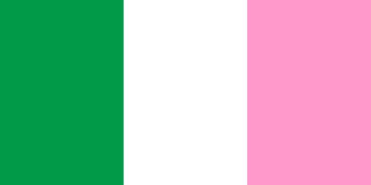 Newfoundland Tricolour Flag