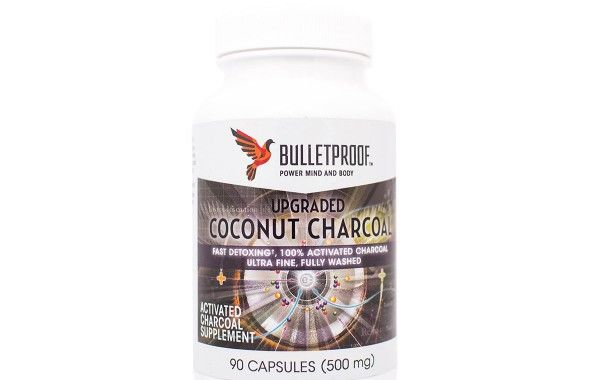 #Bulletproof Upgraded Coconut Charcoal Capsules. Fast Detoxing for Better Digestion & Supported Rejuvenation. Try it even once and you'll feel a difference! #BulletproofLife #BulletproofStrong