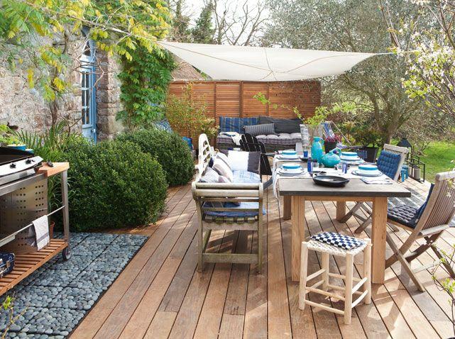 469 best Terrasse \ jardin images on Pinterest Gardening - Aide Pour Faire Des Travaux Dans Une Maison