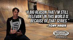 Tony Hawk's Pro Skater documentary wants $75,000 of your money