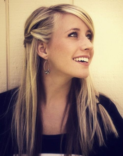Pin by Emily Kern on Women Hairstyles 2014 | Straight ...