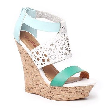 Sophina Dolcis Wedge Sandals