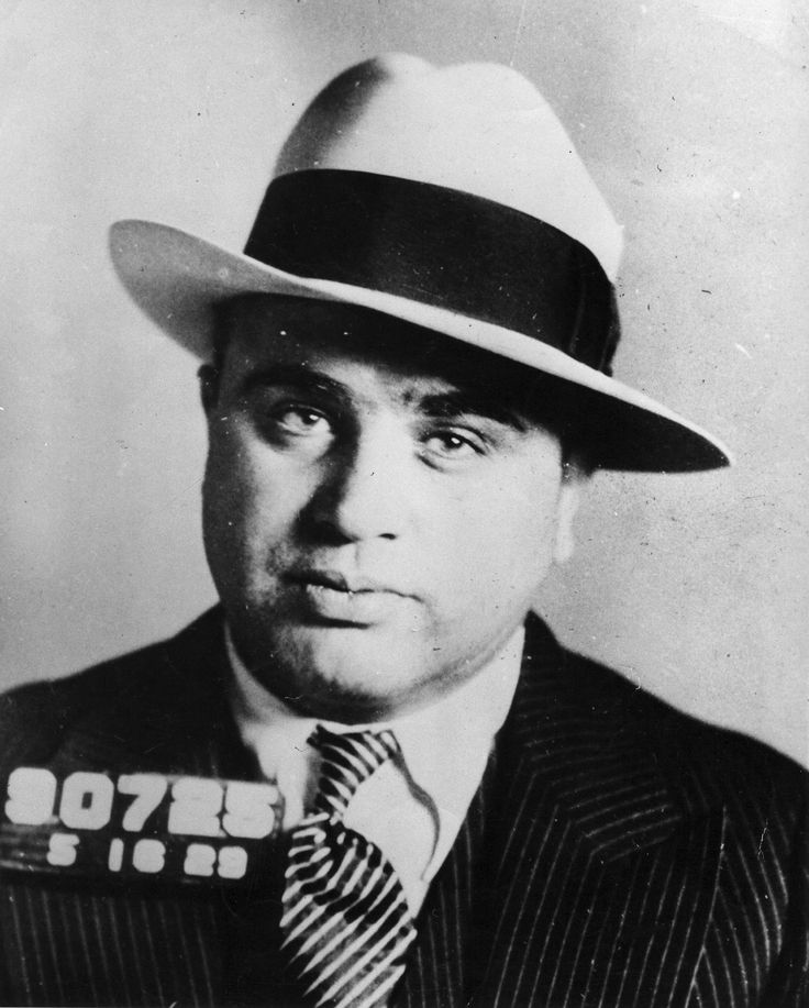 Al Capone - Biography - Organized Crime