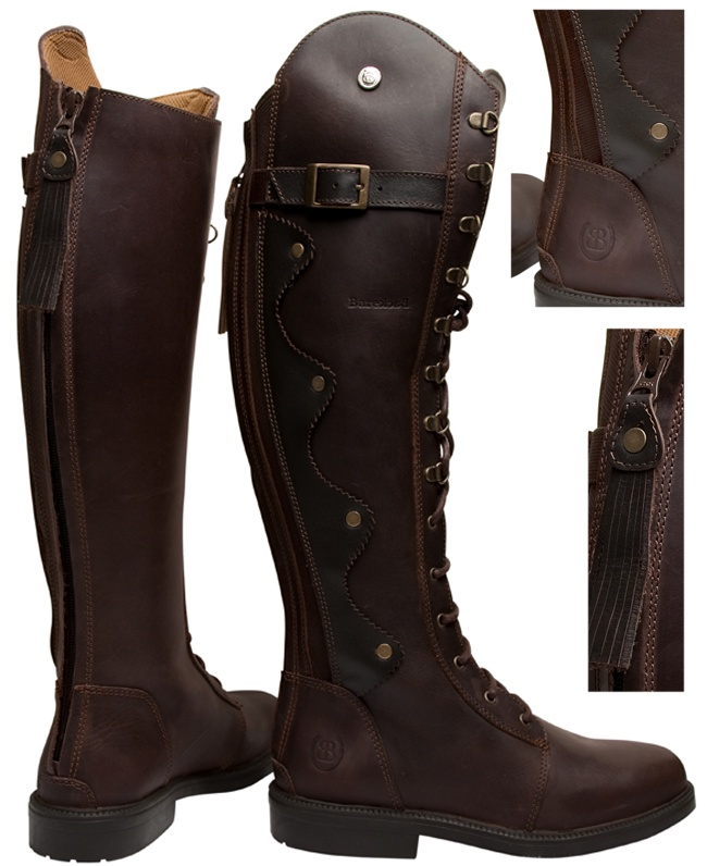 Gorgeous Boots!! BareBack Equestrian Andalucia