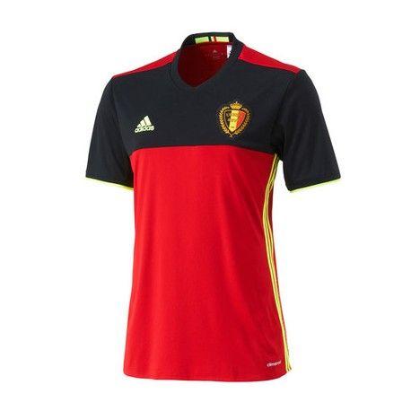 Maillot Belgique Euro 2016 Domicile