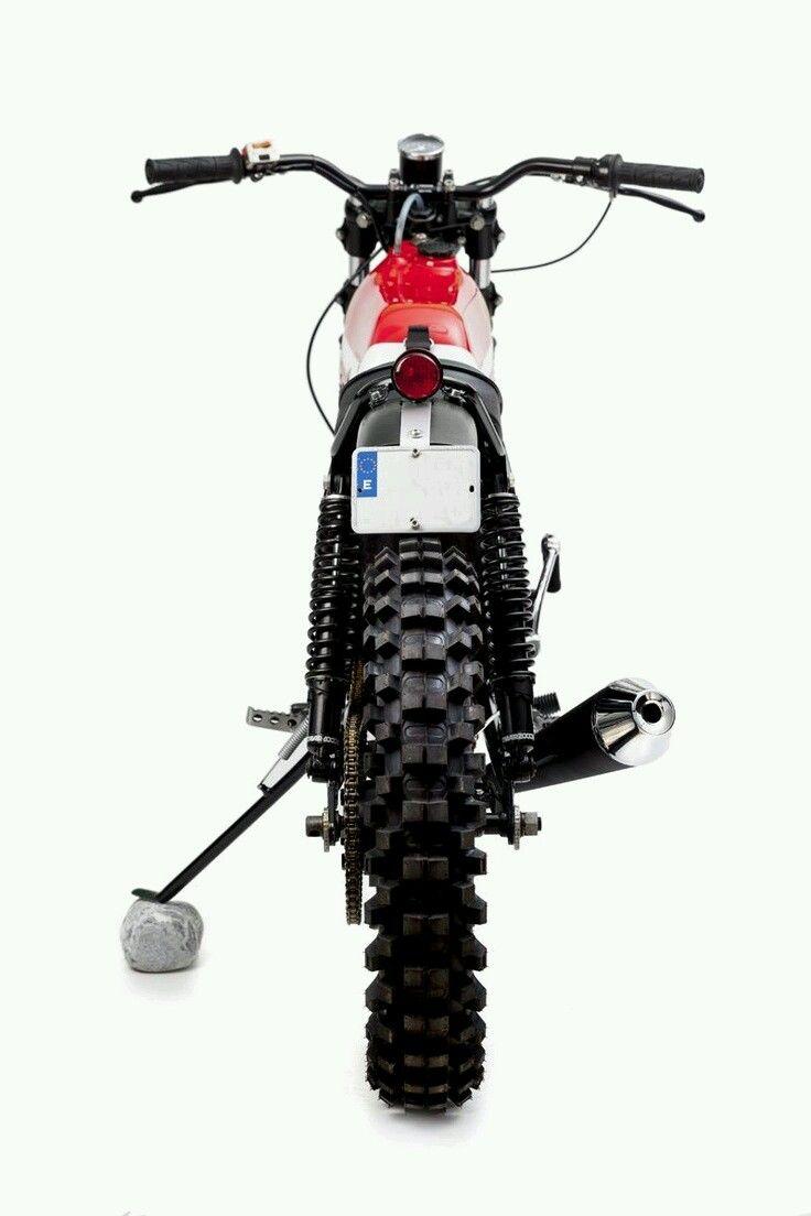 Montessa 75L #scrambler | Macco Motors discover #motomood