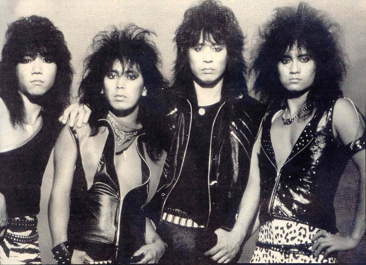 Loudness A Japanese Hair Metal Band From The Eighties